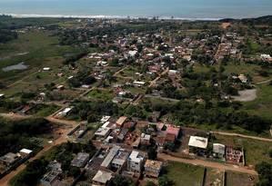 Receita gerada pela economia de 1.856 cidades brasileiras não foisuficiente nem para custear a estrutura administrativa Foto: Custódio Coimbra / Agência O Globo