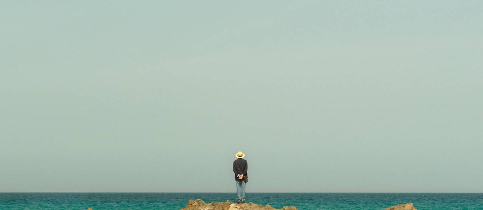 """""""O paraíso deve ser aqui"""", filme de Elia Suleiman Foto: Divulgação"""