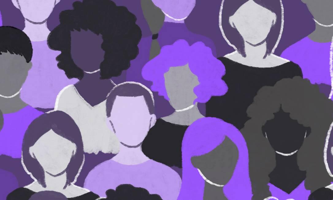 Banco de fontes com mulheres é aberto para consultas Foto: Editoria de Arte
