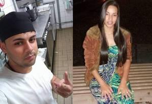 A ex-namorada de Luan Henrique foi presa na manhã desta quinta-feira Foto: Reprodução/Redes Sociais