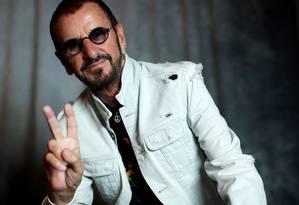 """Ringo, de 79 anos, disse que é possível ouvir a voz de Lennon na demo dizendo """"esta será ótima para você, Ringo"""" Foto: REUTERS/Mario Anzuoni"""