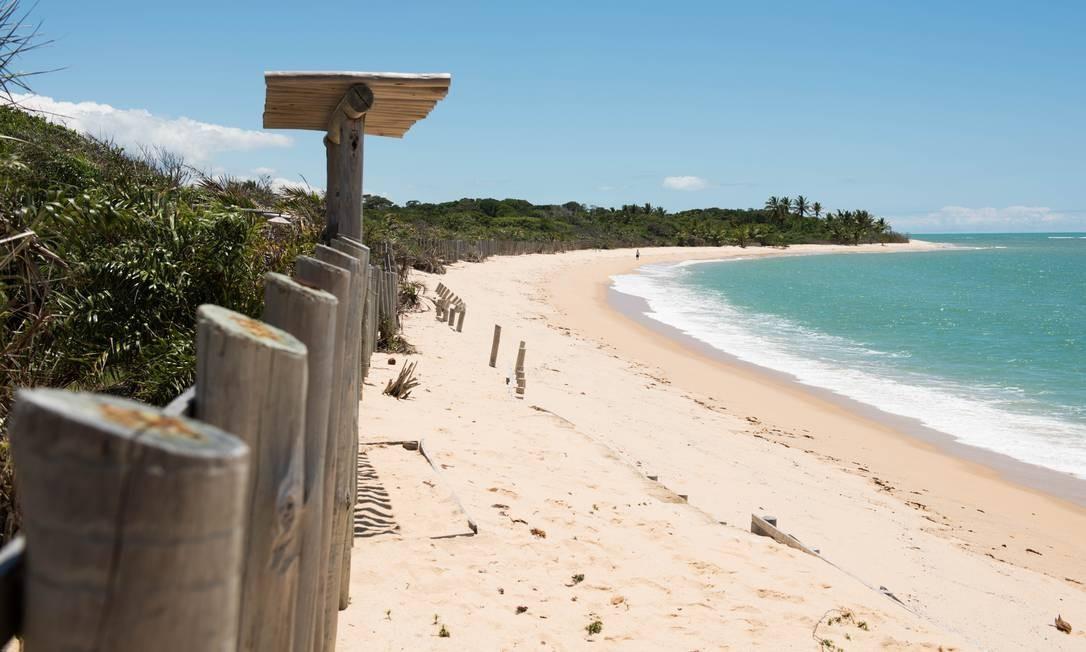 Trancoso, no Sul da Bahia Foto: Selmy Yassuda / Reprodução