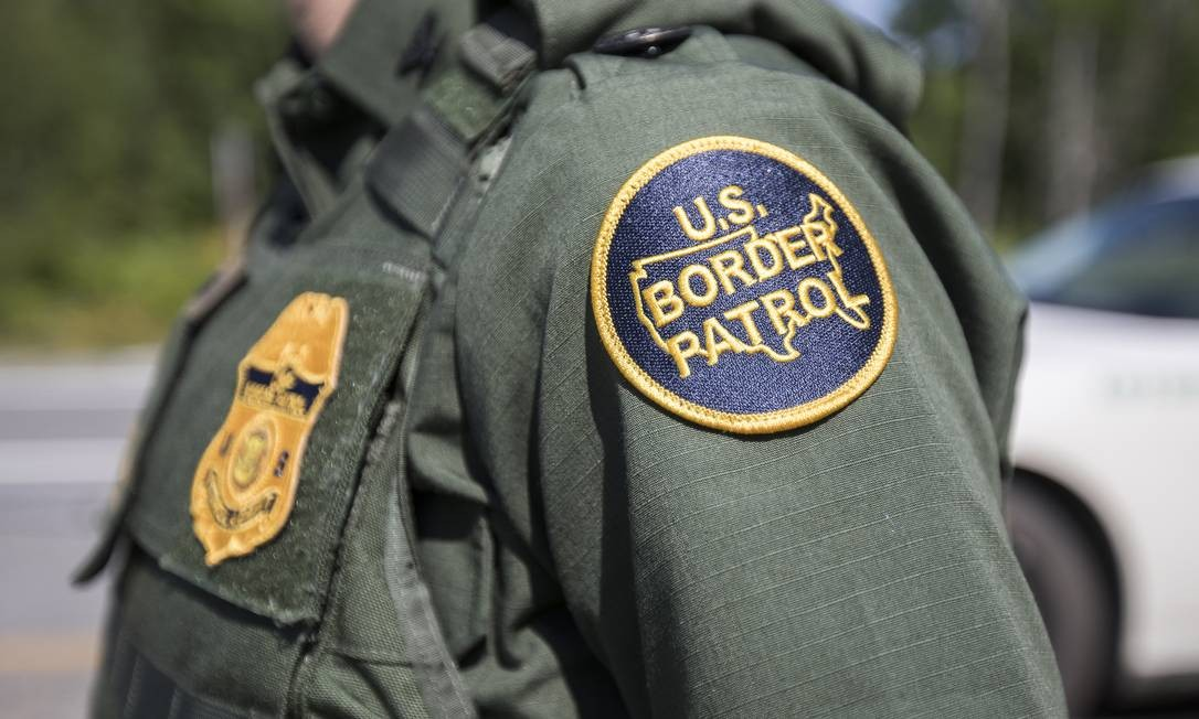 Integrantes da U.S. Border Patrol patrulham fronteiras nos EUA Foto: Scott Eisen / Getty Images
