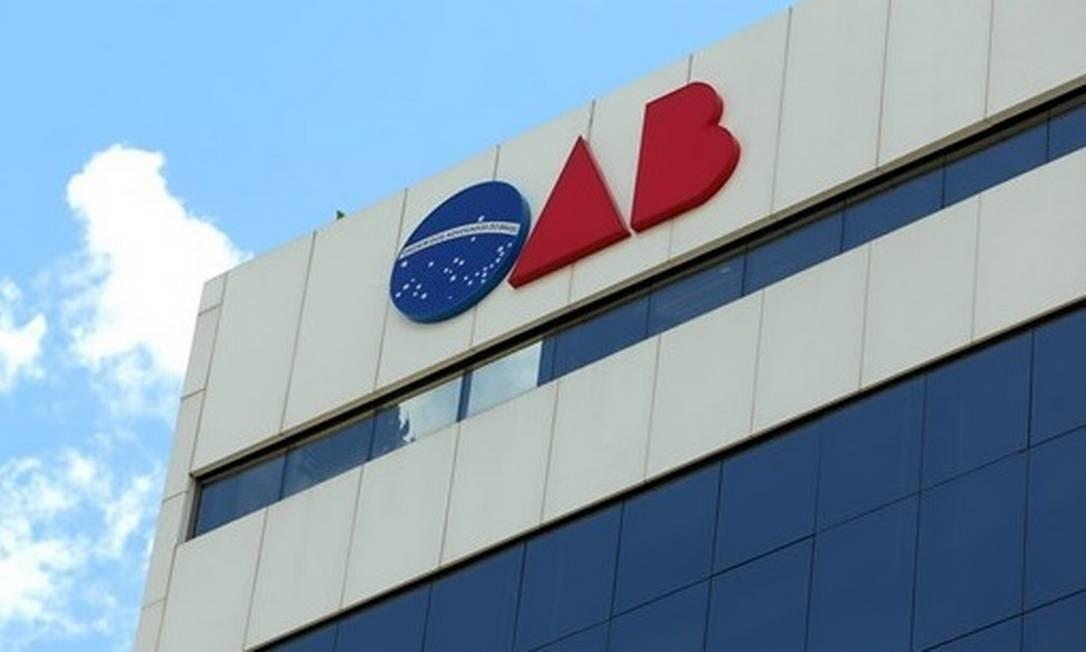 Sede da OAB Nacional Foto: Divulgação