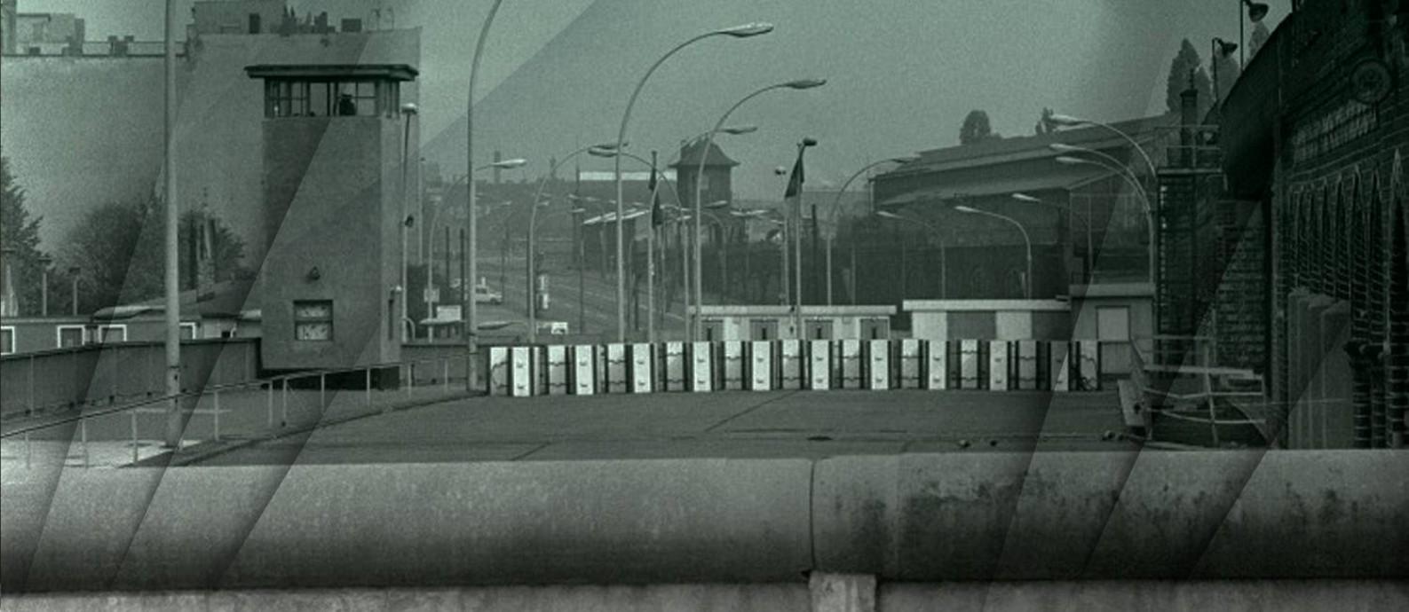 Muro de Berlim Foto: O Globo