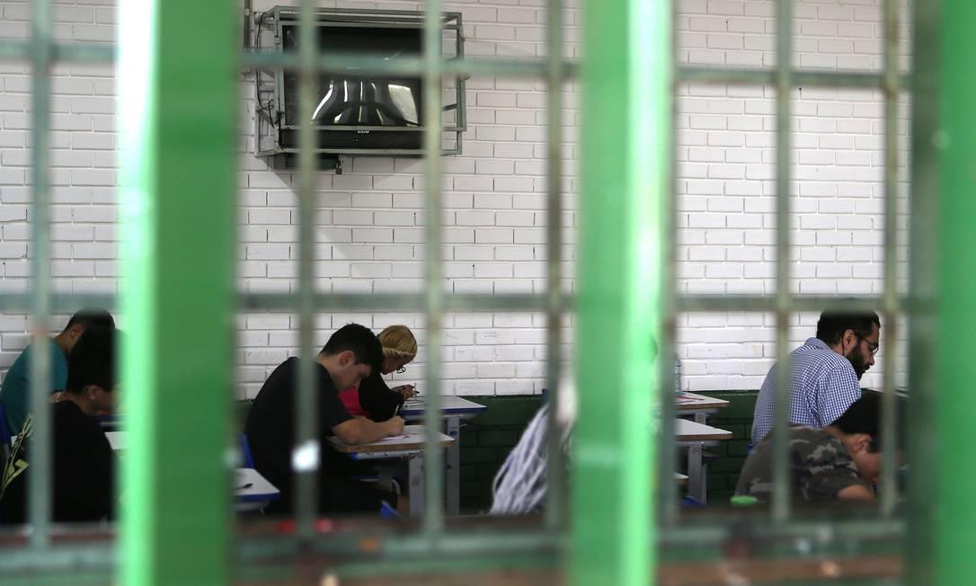 Enem pode ser adiado Foto: Jorge William / Agência O Globo