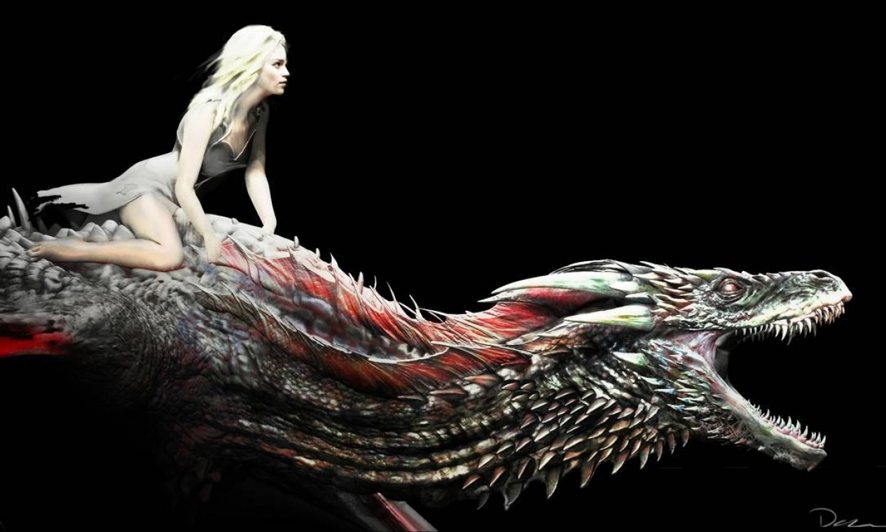 Dan Katcher, o pai dos dragões de 'Game of Thrones' Foto: Divulgação