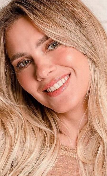 O novo look de Carolina Dieckmann Foto: Reprodução/ Instagram