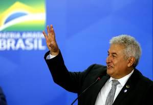 Marcos Pontes é ministro da Ciência e Tecnologia Foto: Jorge William / Agência O Globo