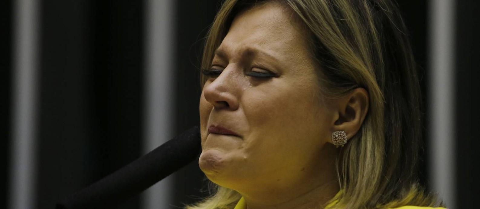 Joice Hasselmann Chora Ao Relatar Xingamentos E Reacao De Filhos A Ameacas Jornal O Globo