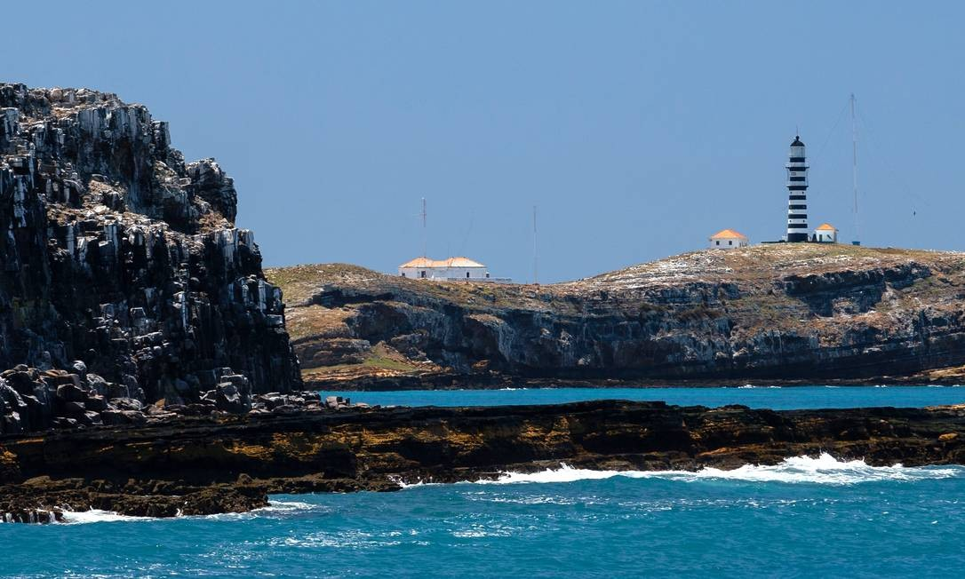 Parque de Abrolhos foi atingido por óleo na semana passada a está fechado para visitação Foto: MARCO ANTÔNIO TEIXEIRA / Divulgação WWF