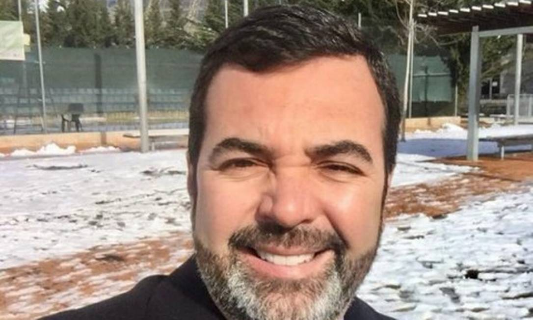 Ricardo Braga agora assume cargo no MEC Foto: Infoglobo