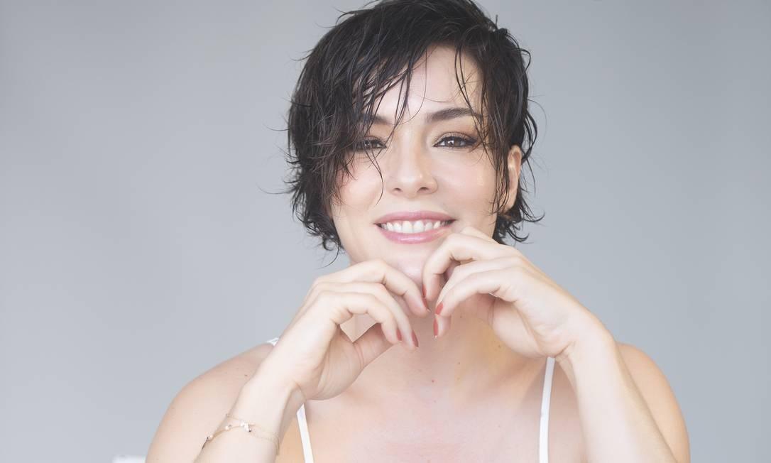 """A atriz Regiane Alves faz sucesso no quadro """"Dança dos famosos"""" Foto: Divulgação"""