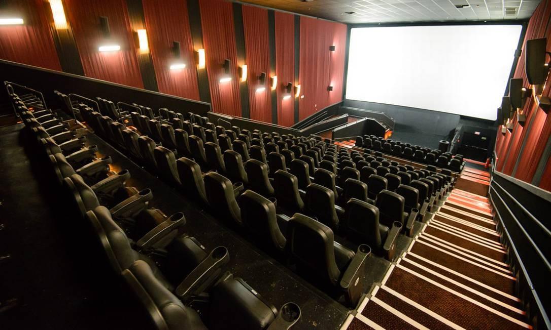 Quase 33% dos candidatos inscritos no Enem são de lugares onde não há salas de cinema Foto: Divulgação