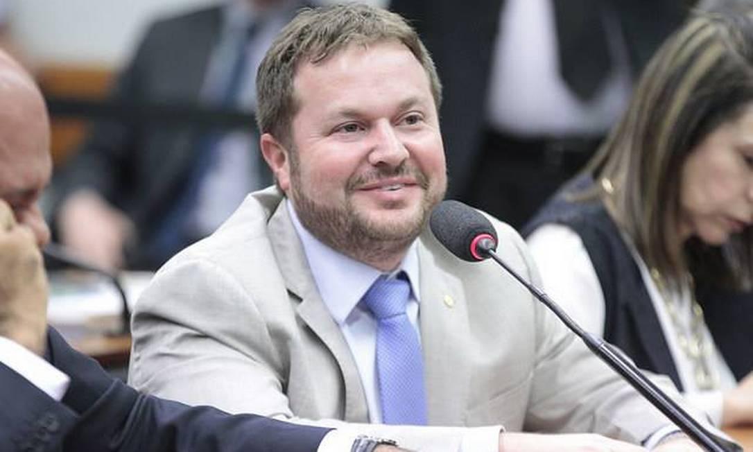 O deputado federal Marcos Soares (DEM-RJ) Foto: Reprodução/Facebook