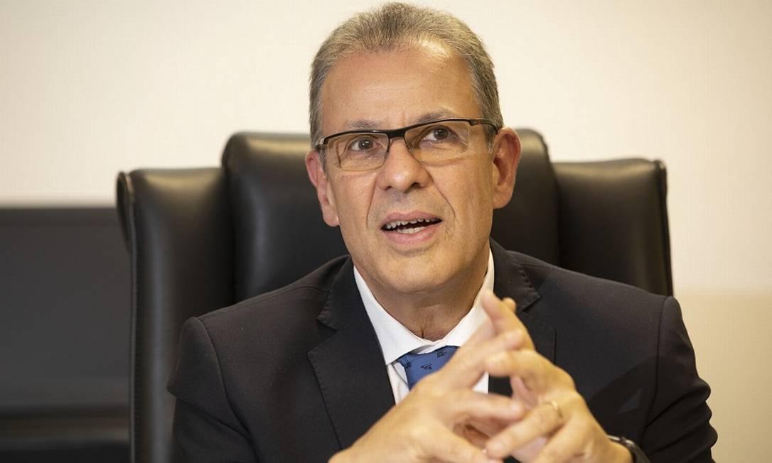 O ministro das Minas e Energia, Bento Albuquerque. Foto: Ana Branco / Agência O Globo