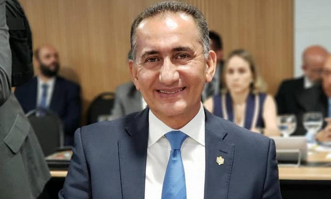 O governador do Amapá Waldez Góes (PDT) Foto: Reprodução / Facebook