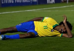 Atacante Talles Magno dificilmente volta a atuar em 2019 Foto: Fifa.com