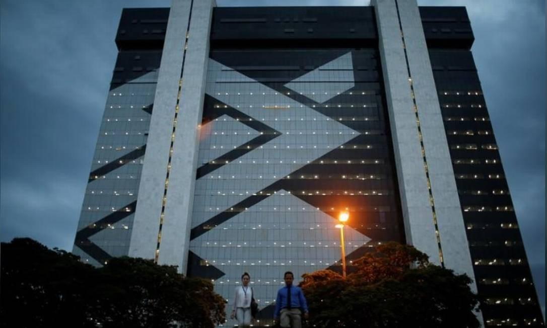Fachada do Banco do Brasil Foto: Reuters