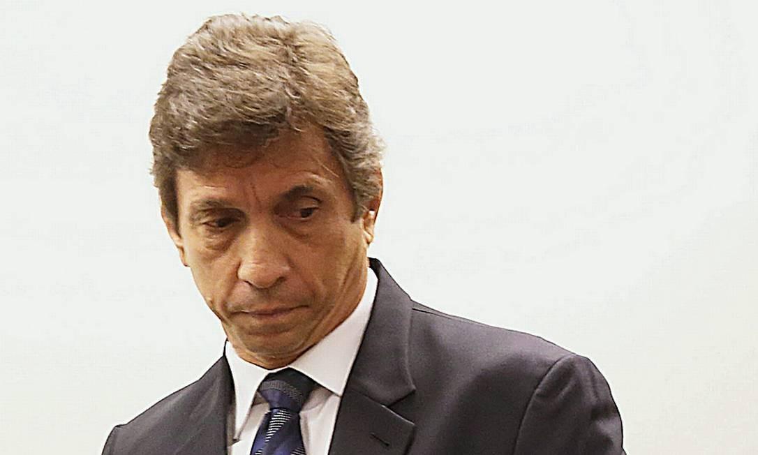 O vice-presidente da Construtora Mendes Júnior, Sergio Cunha Mendes Foto: Aílton de Freitas / Ailton de Freitas/ Agência O Globo