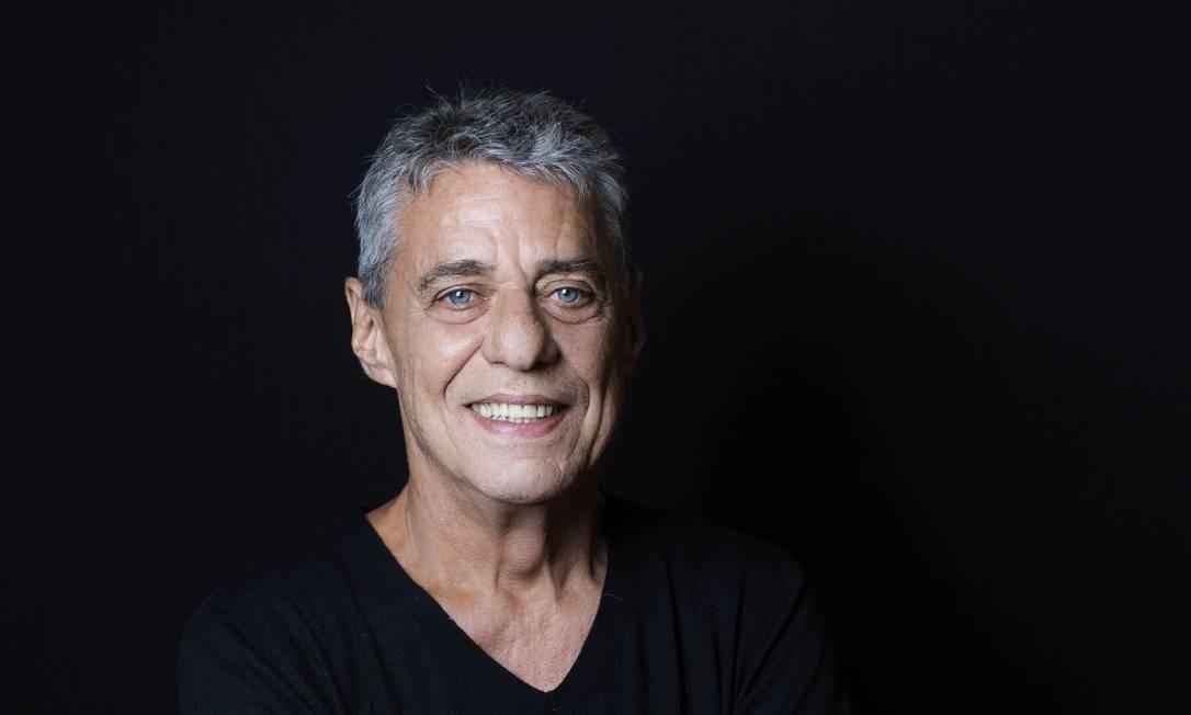 """Chico Buarque: autor lança """"Essa gente"""" Foto: Leonardo Aversa / Agência O Globo"""
