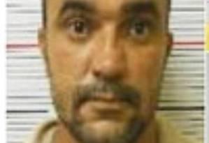 Silvio Andrade Costa foi preso por agentes da Desarme Foto: Divulgação
