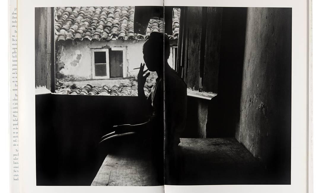 """Lançado em 1996, """"Bahia amada/Amado ou O amor à liberdade & a liberdade no amor"""" tem como tema a literatura de Jorge Amado, escritor com quem a fotógrafa teve mais proximidade Foto: Divulgação"""