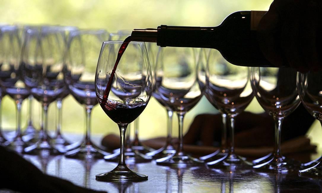 Cinsault e país: as uvas ancestrais que voltaram para sacudir vinhos chilenos Foto: Justin Sullivan / Getty Images