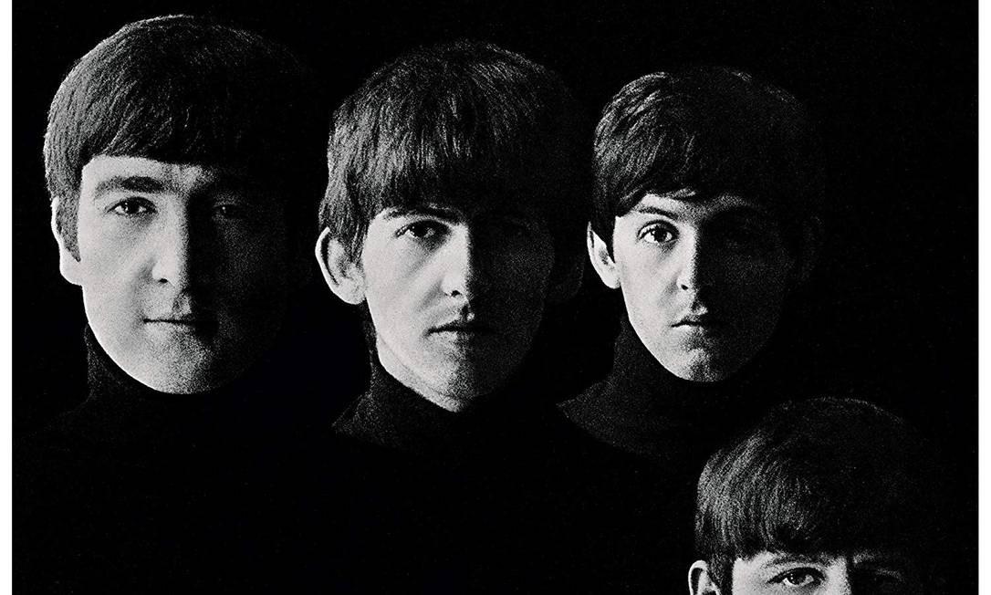 """Robert Freeman foi o responsável por diversas capas dos Beatles, como a de """"With the Beatles"""" (1963), segundo álbum da banda Foto: Reprodução / Internet"""
