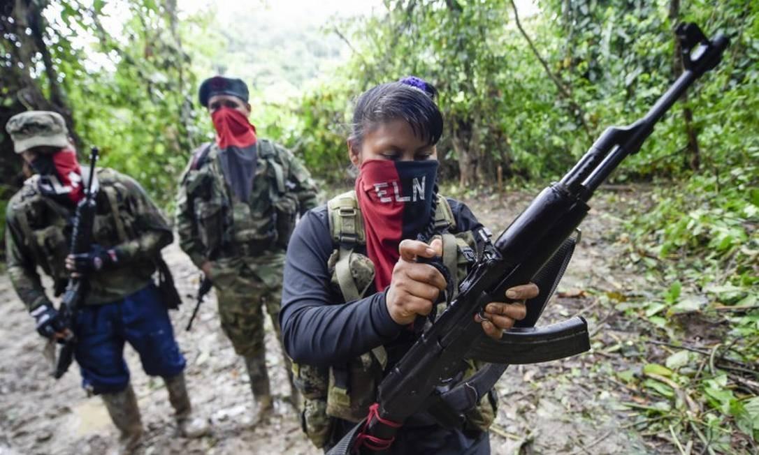 Facção do Rio tem parceria com maior grupo guerrilheiro da América Latina para viabilizar tráfico