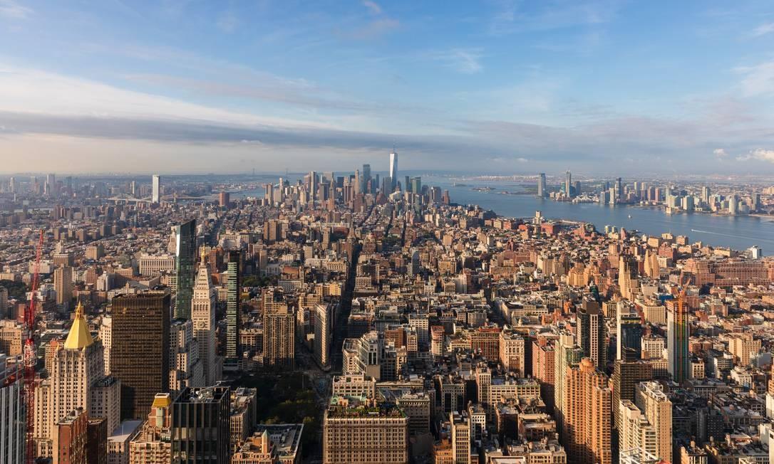 Universidade de Nova York, Universidade de Northeastern e a Universidade Temple são algumas das instituições que aceitam o Enem Foto: MARK WICKENS / NYT