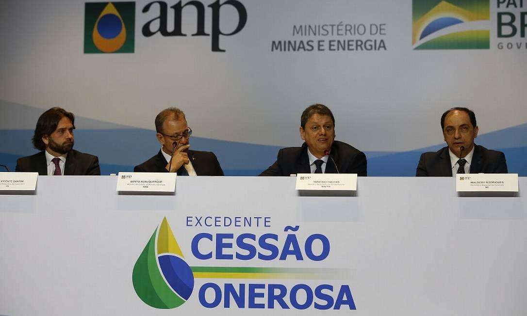 O megaleilão da cessão onerosa: nova tentativa em 2020. Foto: Pablo Jacob / Pablo Jacob