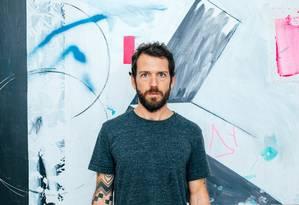 """Antônio Bokel: na mostra """"O negócio da alma gráfica"""", o artista apresenta 11 monotipias Foto: Divulgação"""