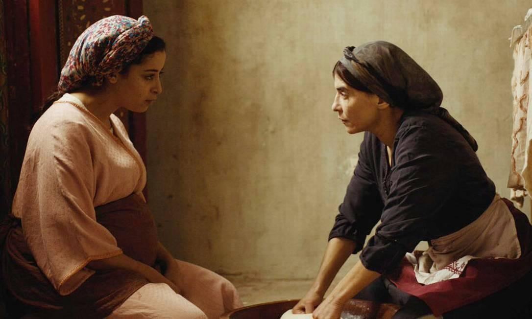 RS - Nisrin Erradi e Lubna Azabal no filme Adam