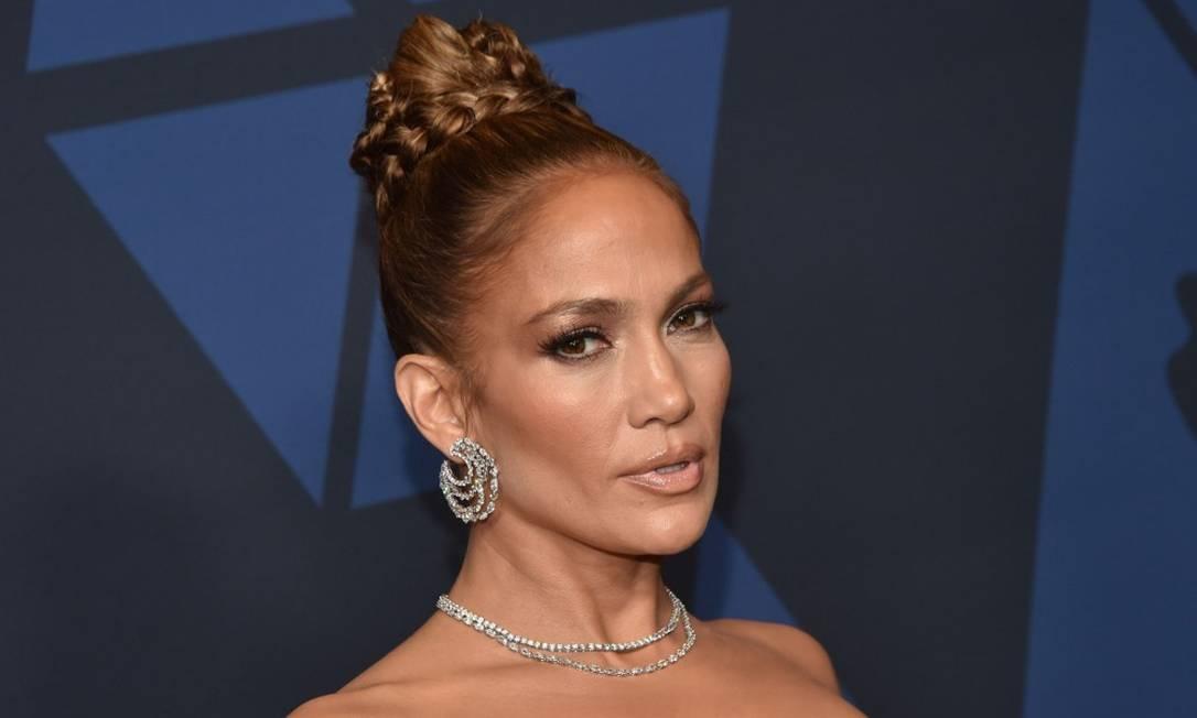 Jennifer Lopez Foto: CHRIS DELMAS / AFP