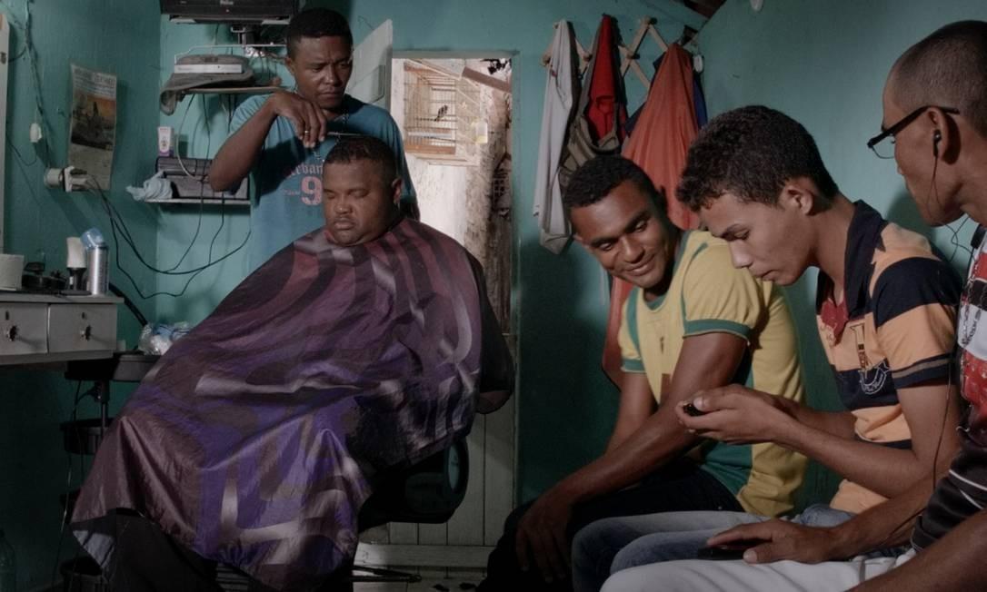 """SC - FESTIVAL DO RIO - O filme pernambucano """"Azougue Nazaré"""", de Tiago Melo"""