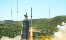 Desenvolvimento dos satélites trouxe significativos avanços na cooperação espacial entre a China e o Brasil Foto: Divulgação