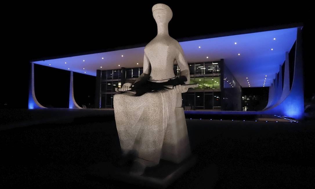 Sede do STF: pacote gera insegurança jurídica. Foto: Rosinei Coutinho/STF