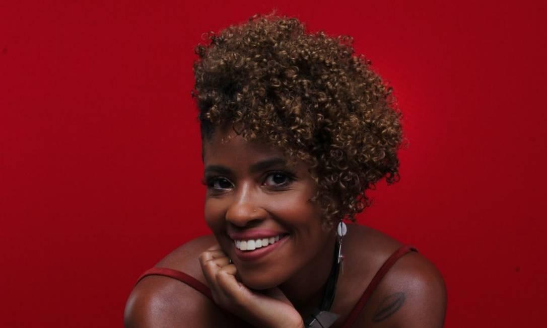 Giovana Xavier, historiadora, professora doutora da Escola de educação da UFRJ e criadora do grupo Intelectuais Negras Foto: Divulgação