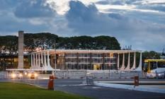O Supremo Tribunal Federal, em Brasília 22/10/2018 Foto: Daniel Marenco / Agência O Globo