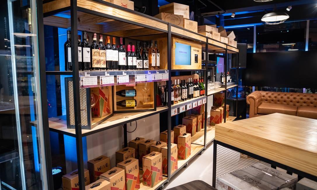 A Wine, que nasceu como um clube de assinatura, abriu sua primeira loja física, em Belo Horizonte