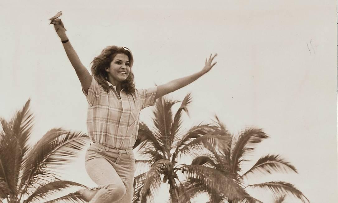Leila Diniz era uma mulher livre. Desafiava os padrões de comportamento e não tinha papas na língua para falar de assuntos tabus Foto: