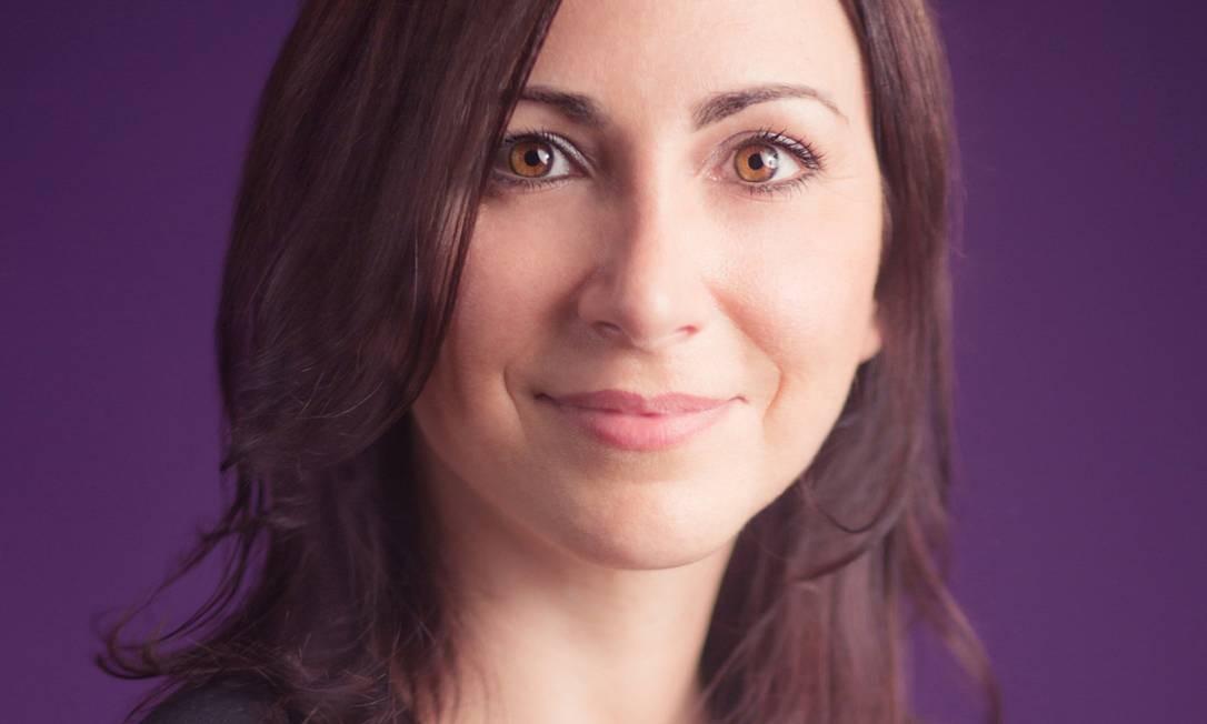 A francesa Celia Hodent se especializou na aplicação de técnicas de experiência do usuário Foto: Arquivo Pessoal