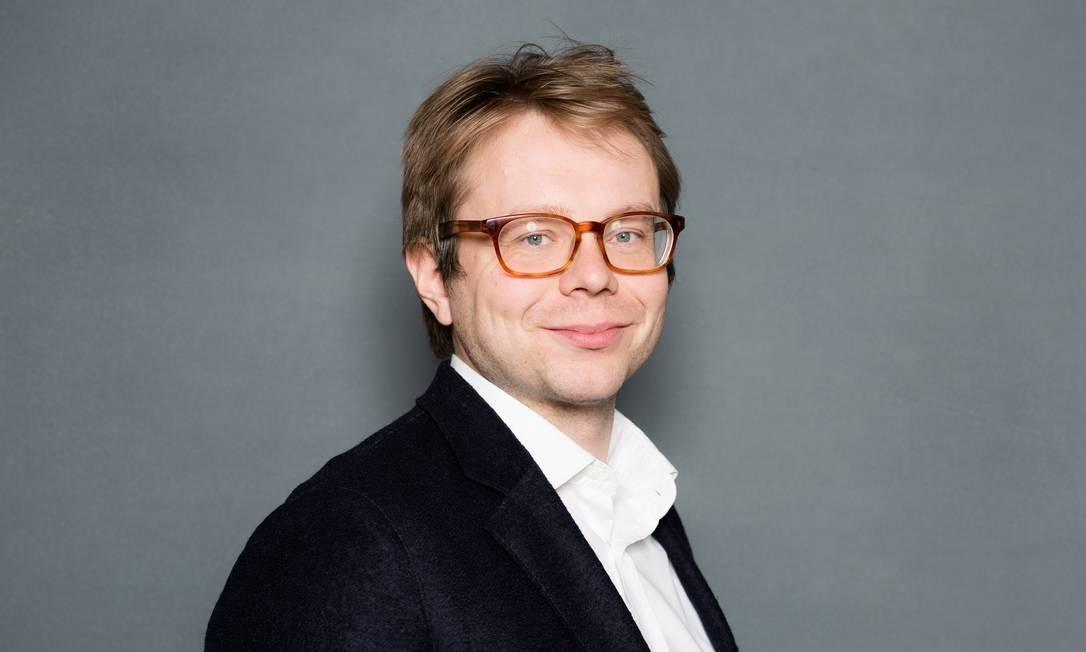 Juha Leppänen, diretor-executivo do Demos Helsinki, think tank de inovação finlandês Foto: Heli Blåfield / Divulgação
