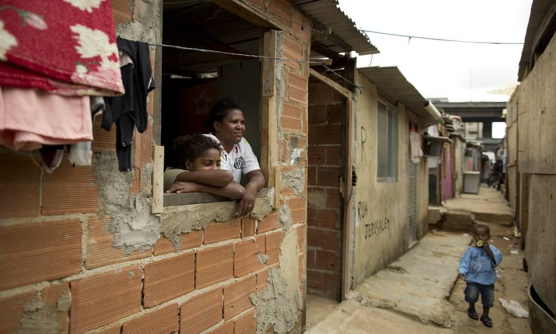 Rendimento domiciliar per capita sobe no Rio em 2019, mas ainda há pessoas vivendo abaixo da linha da pobreza no estado Foto: Márcia Foletto / Agência O Globo