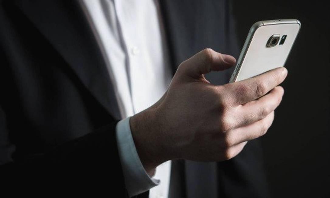Um funcionário enviava mensagens ofensivas pelo aparelho Foto: Arquivo