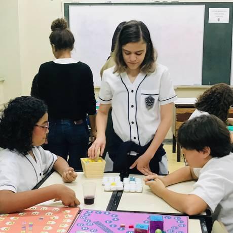 O projeto Meninas Olímpicas, desenvolvido pelo IMPA Foto: Divulgação/IMPA