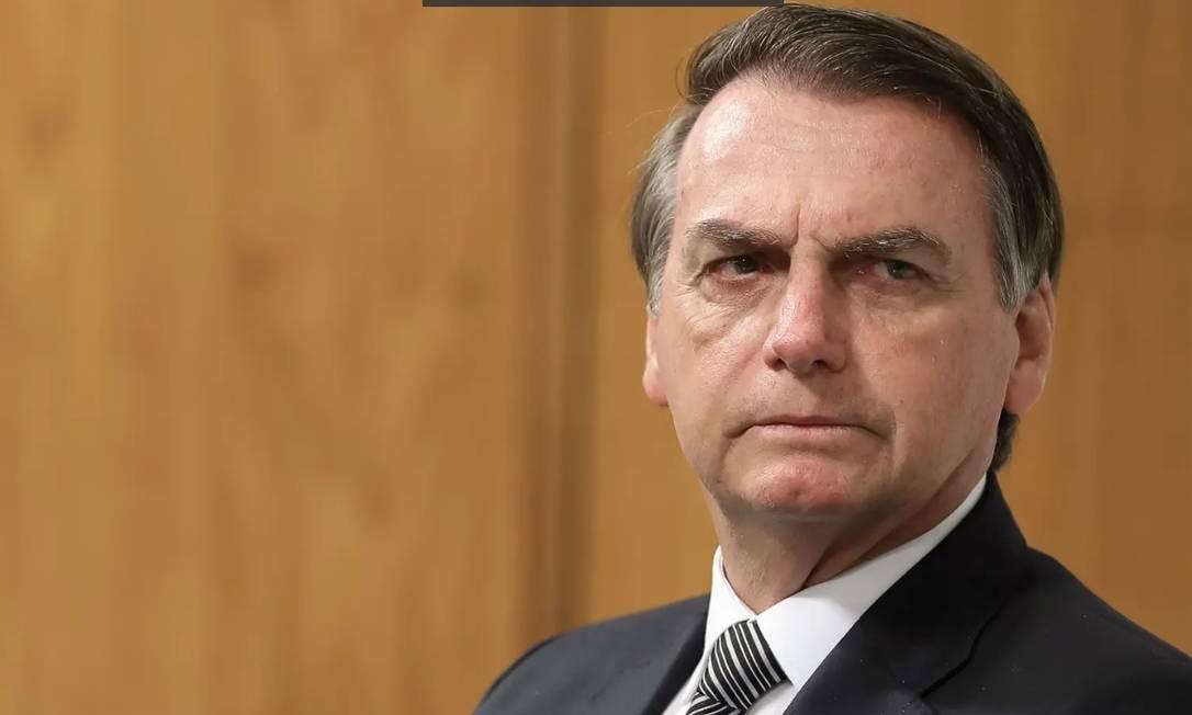 O presidente Jair Bolsonaro Foto: Divulgação 17/11/2019