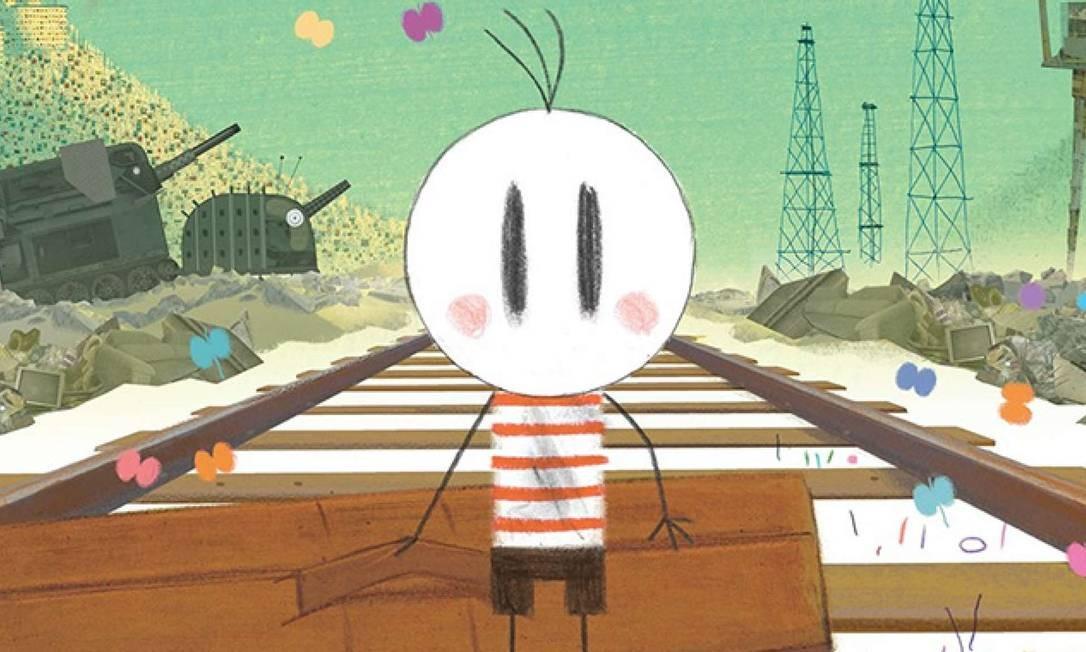"""Nos últimos anos, nosso destaque passou para a categoria de animação. Em 2016, o indicado foi """"O menino e o mundo"""", de Alê de Abreu Foto: Reprodução / Reprodução"""