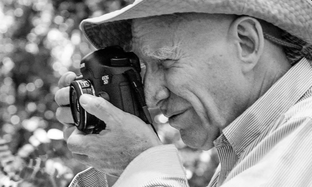 """Em 2014, outro documentário sobre um artista brasileiro disputou o oscar: """"O sal da Terra"""", sobre o fotógrafo Sebastião Salgado. Foto: Divulgação"""